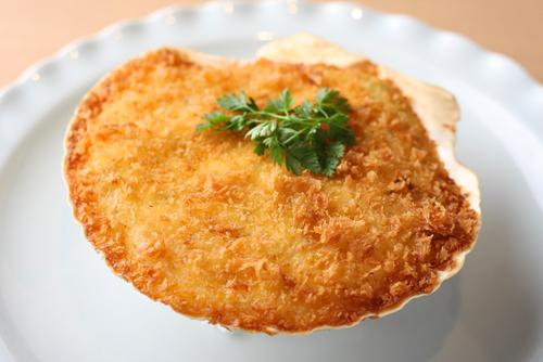 海鮮クリームコロッケ